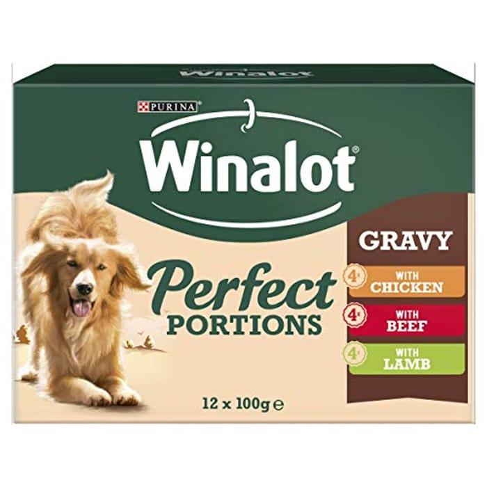 Winalot Perfect Portions 12x100g