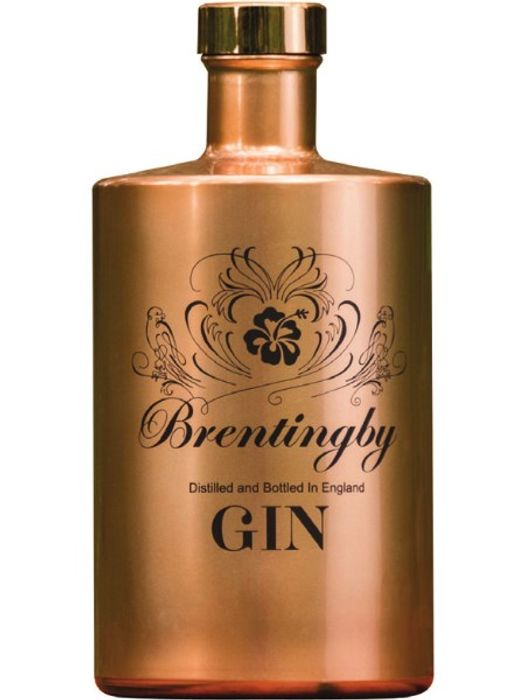 Win One Bottle of Brentingby Gin