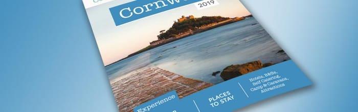 Beautiful Free Cornwall Brochures