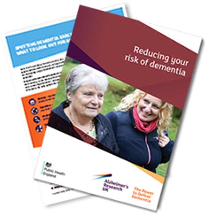 Reducing Your Risk of Dementia - Get Your FREE Pack Today
