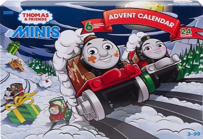 Thomas & Friends Minis Advent Calendar 2019 Only £24.99