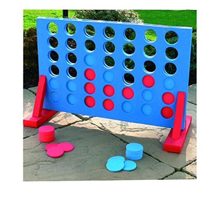 4 in a Row Giant Connect Garden Outdoor Game Kids