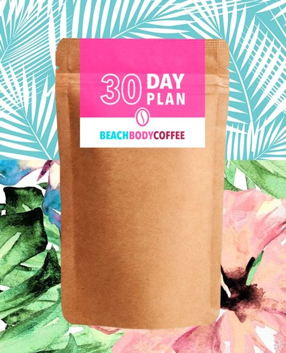 30 Day Beach Body Fat Burning Coffee For £10 Instead Of £30