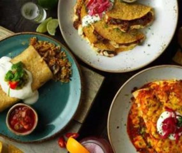 Free Chiquitos for Students