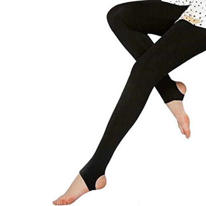 Women Warm Plush Pantyhose Thickened Velvet Anti-Hook Pantyhose Leggings