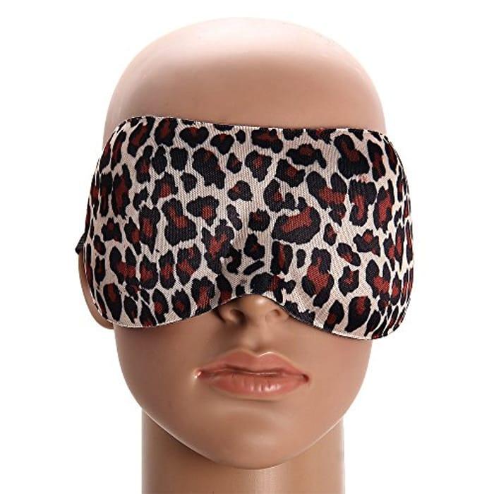 Soft Travel 3D Eye Shade Sleeping Mask ( black )