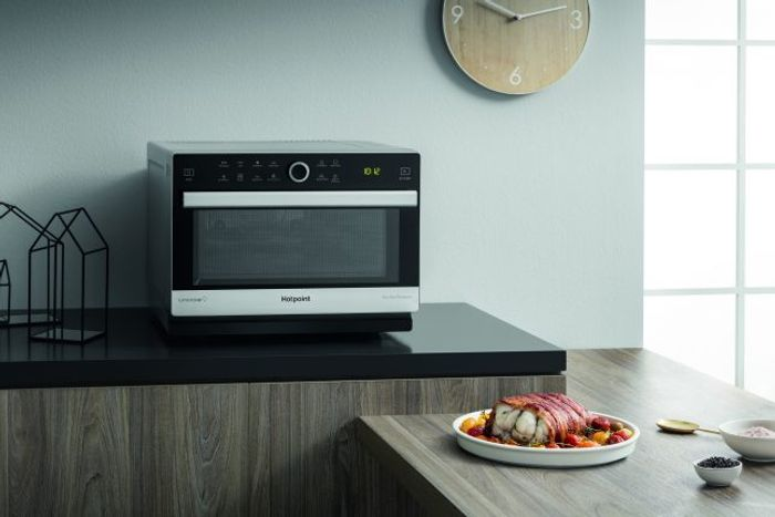 Win a Hotpoint Supreme Chef Microwave Oven