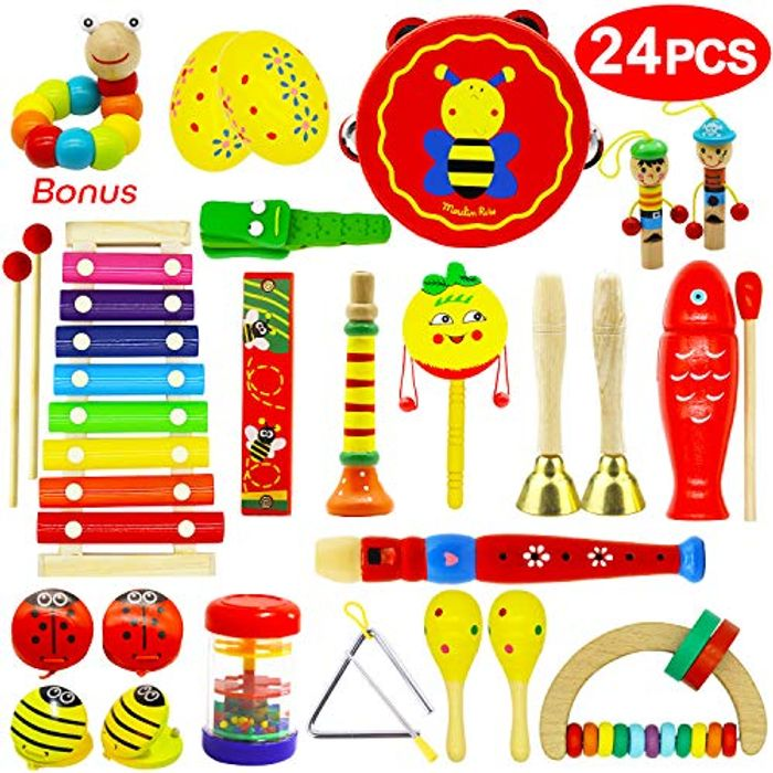 Musical Toys Wooden Musical Instruments