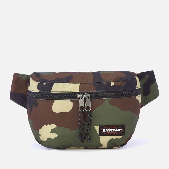 Eastpak Men's Bane Bum Bag - Camo