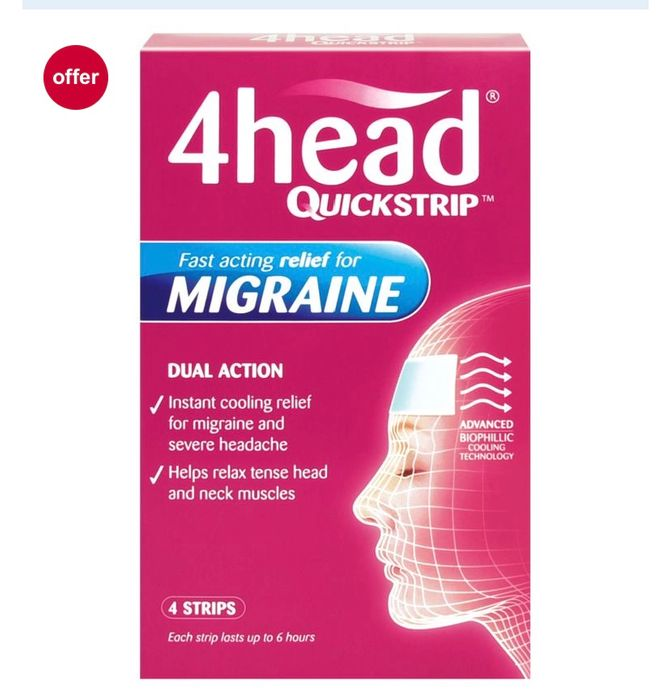 4Head Quickstrips (4 Pack)