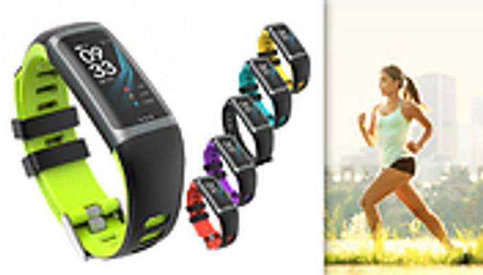 Smartwatch with Blood Pressure Monitor - 6 Colours