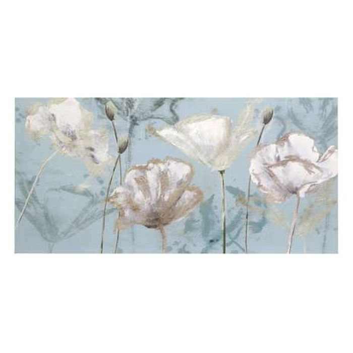 New Peony Hand Finished Canvas