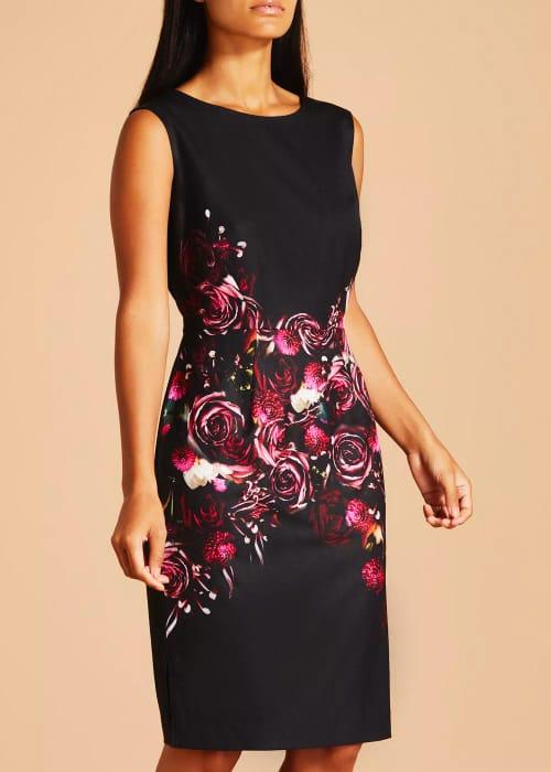 FWM Floral Pencil Dress Size 8