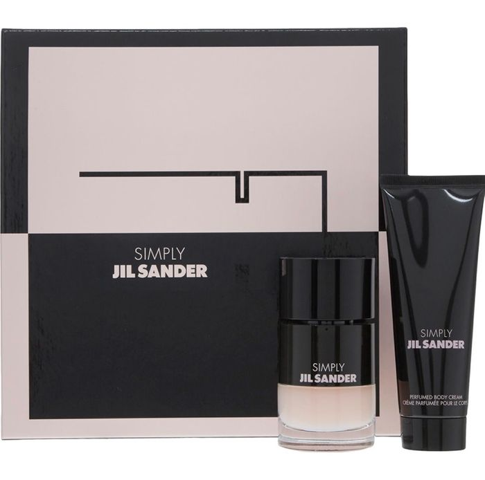JIL SANDER Simply EDP & Body Lotion Set