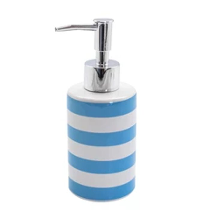 Ceramic Pump Soap Dispenser (Free Delivery with Code FREEDEL)