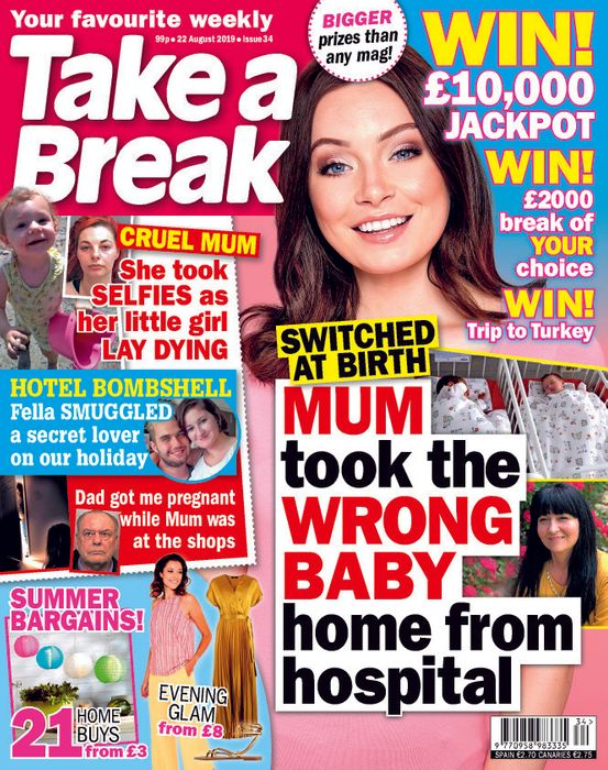Take a Break - Issue 34