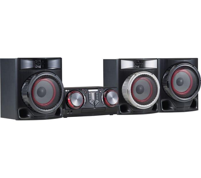 *SAVE over £80* LG Bluetooth Megasound Party Hi-Fi System - Black