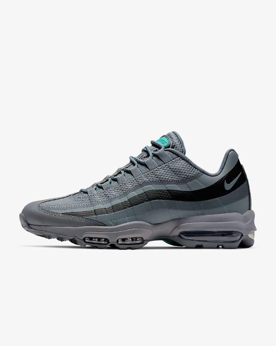 Nike Air Max 95 Ultra - Grey - Nike Website