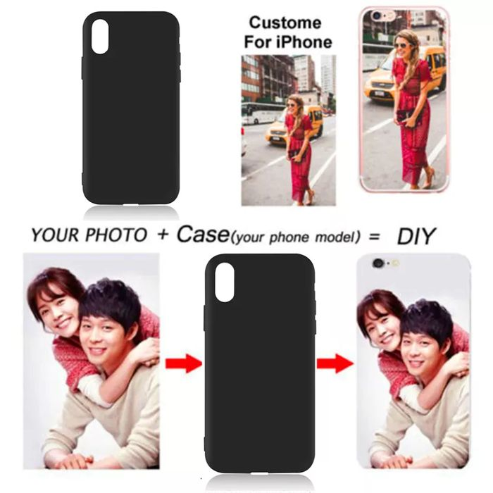 Personalised iPhone Case Only £4.99 (With FREE Delivery) at Benibo
