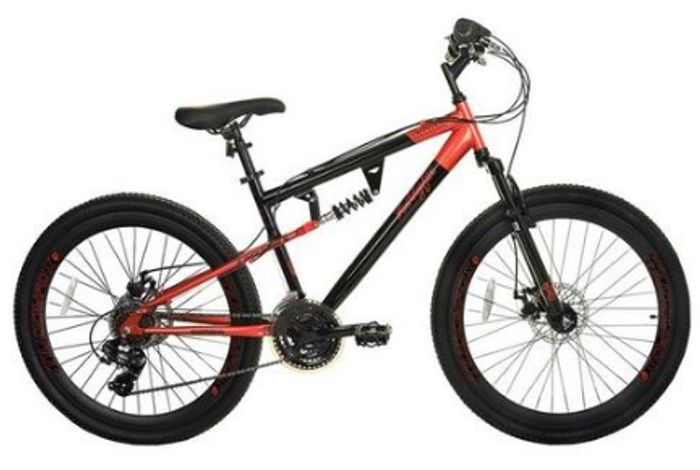 Save £60 Mountain Bike 16 Inch Frame at Very - Best price!