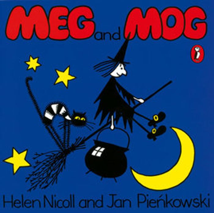 Meg and Mog (Boardbook) Only £2.99