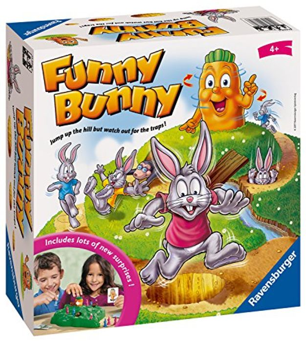 Cheap Funny Bunny Game On Sale From £19.99 to £13