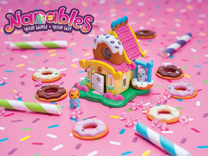 Win 2 X Nanables Houses - New Toy Launched Today