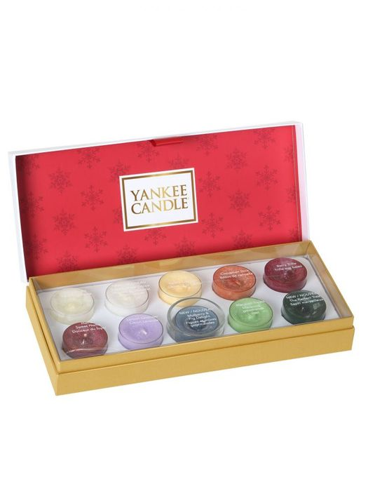 Cheap Yankee Candle 10 Tea Lights Gift Set Only £6.49