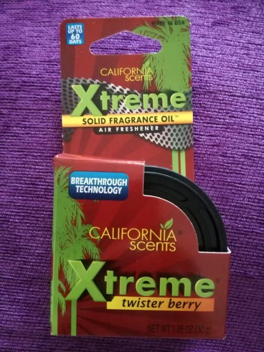 California Scents Xtreme Car Air Freshener £1.00 at Poundland