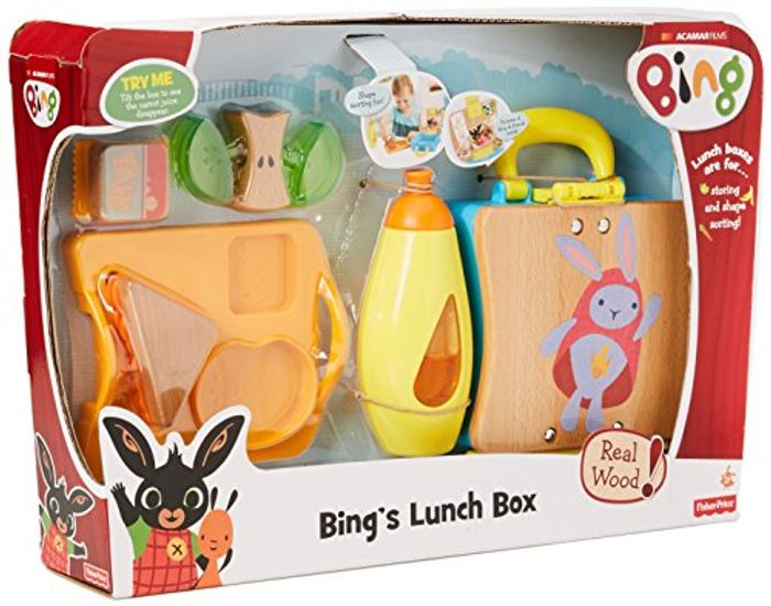 Bing Lunch Box Toy Playset Only £17.79 Delivered