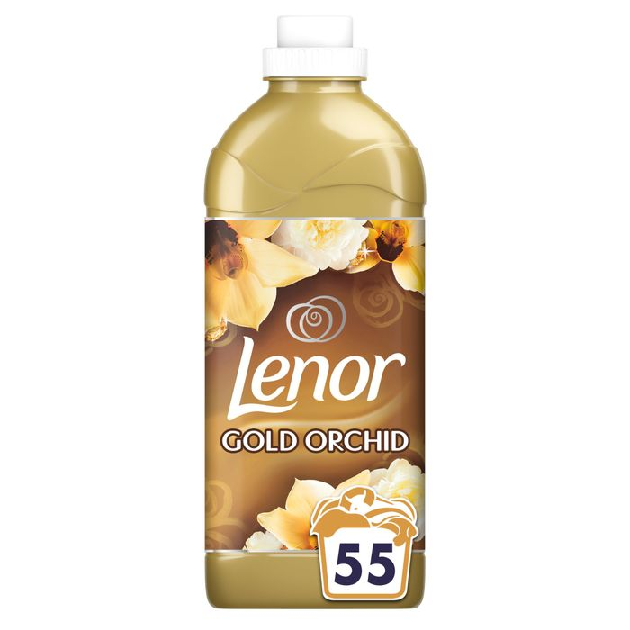 Lenor Gold Orchid Fabric Conditioner 17%off@ Tesco