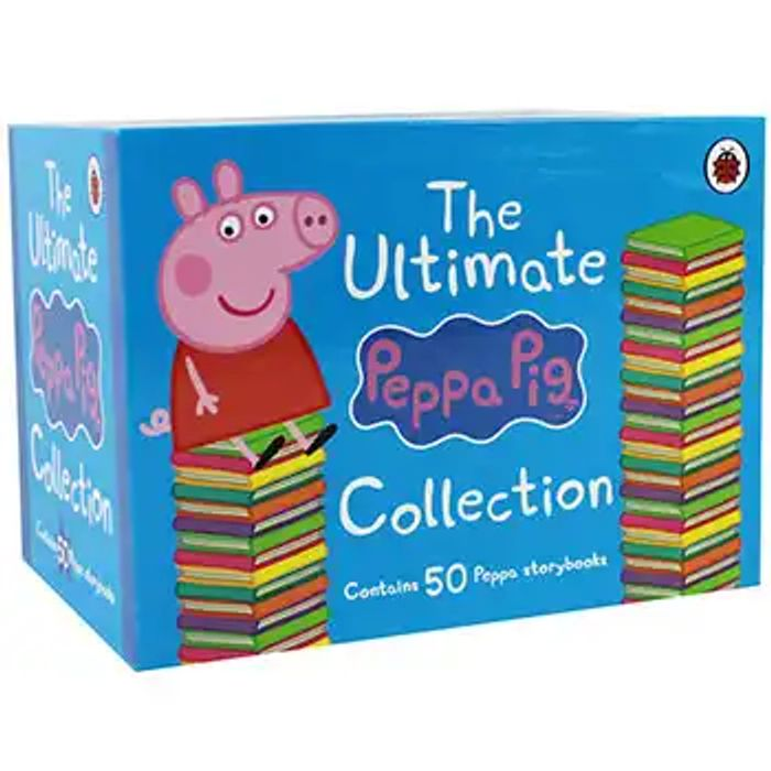 The Ultimate Peppa Pig Collection - 50 Book Box Set