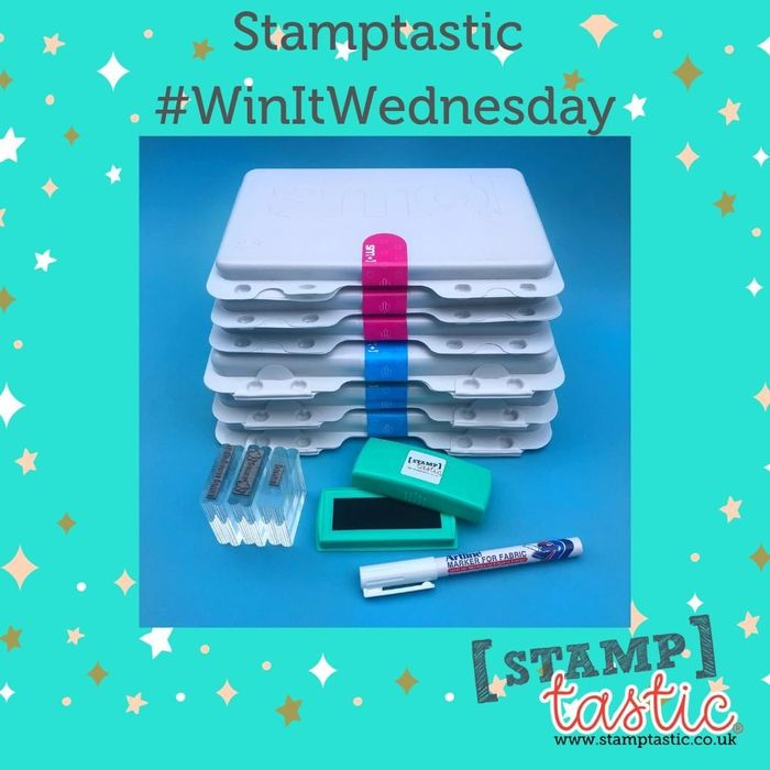 Win 3 Months Supply of Laundry Capsules, Dishwash Tabs & Stamptastic Kit