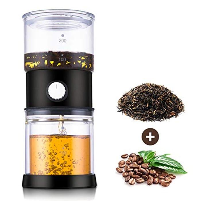 Tea Maker 200ml 55% Off