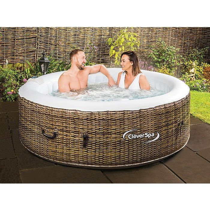 £50 off the CleverSpa Borneo