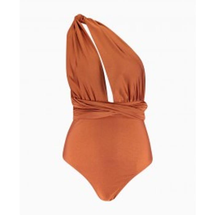 Forever Unique - Cleto Multiway Swimsuit - Bronze