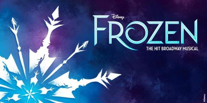 Frozen on Broadway Theatre Show