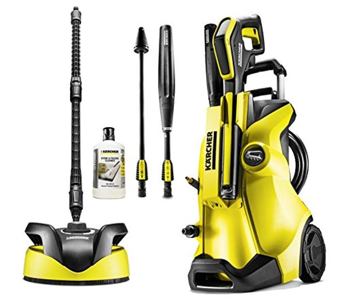 SAVE £70 - Karcher K4 Full Control Home Pressure Washer