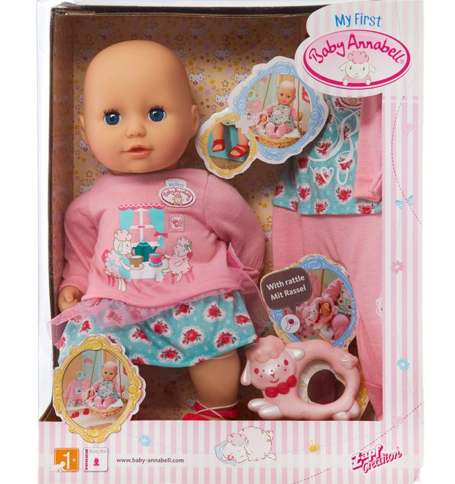 Cheap - My First Baby Annabell 36cm - Save 41%, £16.99 at ...
