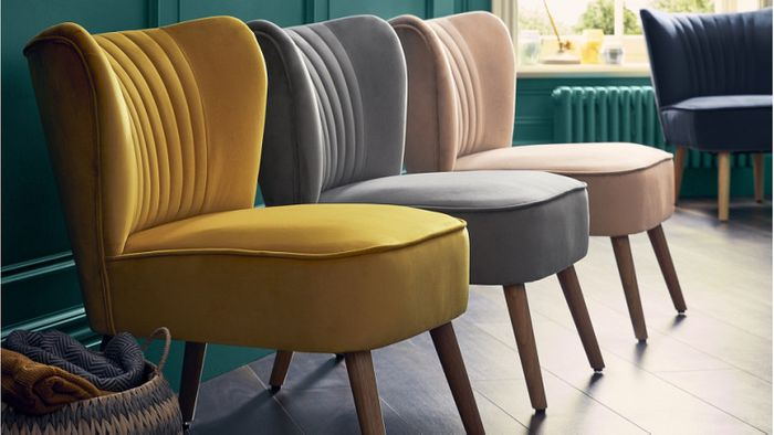 the latest 5b555 48214 Occasional Chair £60 with Free Delivery at Homebase ...
