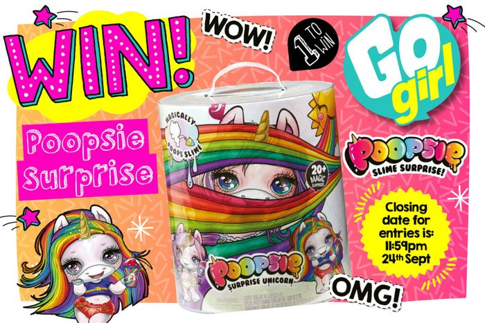 WIN!! Poopsie Surprise Unicorn!