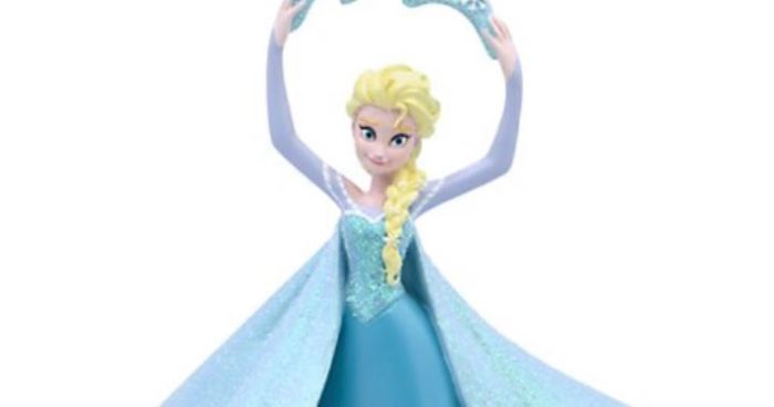 Win a Disneyland Paris Elsa Figure