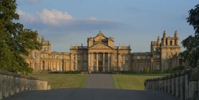 Win a Family Day out at the Blenheim Palace