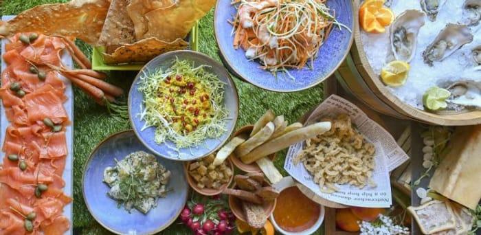 Win a Sunday Garden Brunch for 2 at the Montagu Kitchen