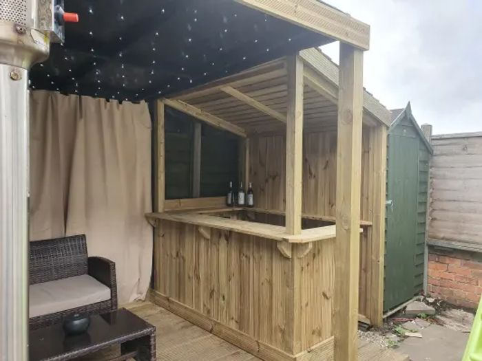Wickes Build Your Own Garden Bar 250 Latestdeals Co Uk