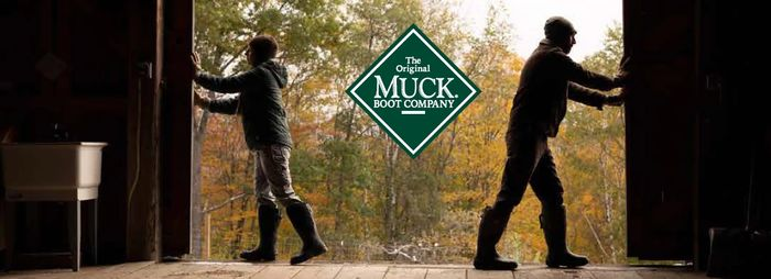 Muck Boot Company - up to 60% off + EXTRA 10% OFF