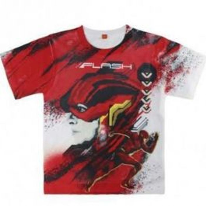 Kids Flash T-Shirt ONLY £1.00
