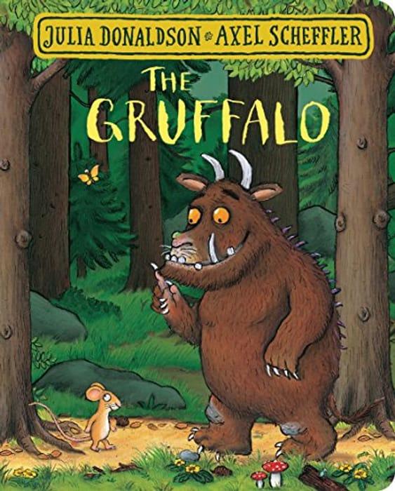 The Gruffalo - Board Book by Julia Donaldson