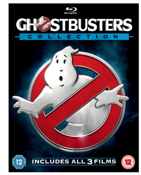Ghostbusters 1-3 Collection (With Digital HD UltraViolet Copy) £10.35 at Zoom