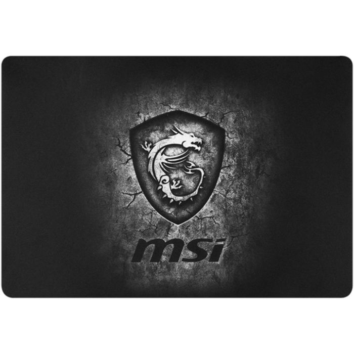 MSI Agility Gaming Mouse Pad - Black FREE DELIVERY